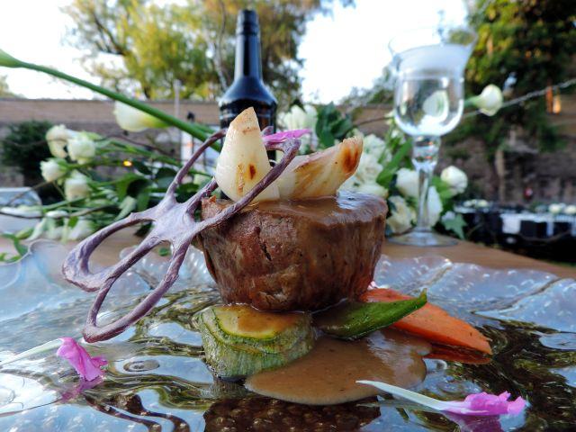 5 platillos con carne roja para su banquete de boda