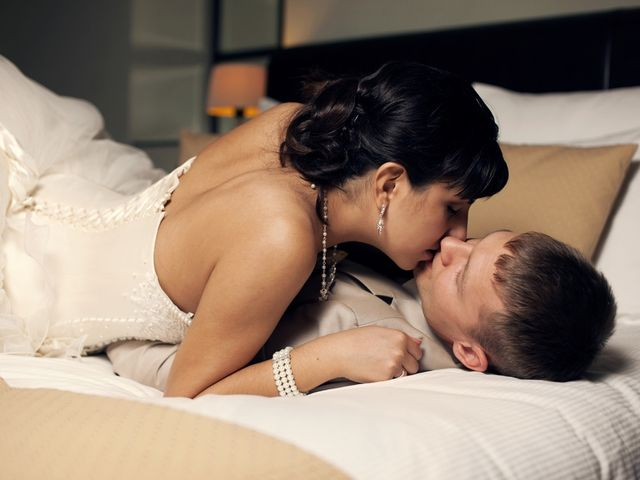 Noche de bodas, realidad o fantasía