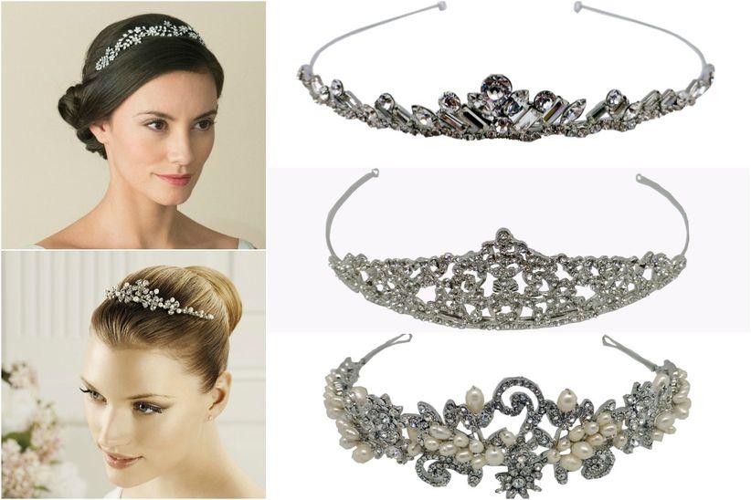 Tiara para la boda - bodas.com.mx 8ee248b9b32d