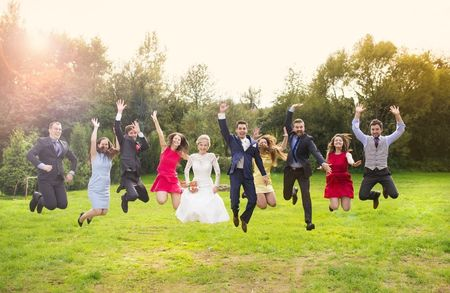 Ideas para divertir a tus invitados durante la boda