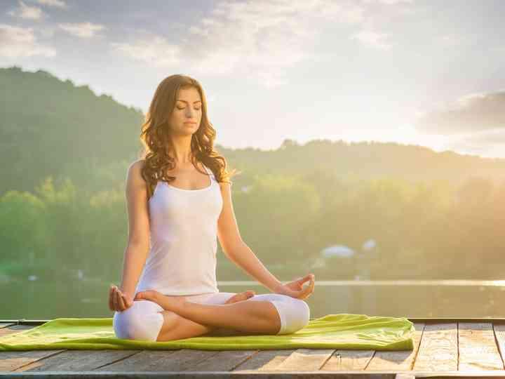 Nerviosa? ¡Practica Yoga antes de la boda! - bodas.com.mx