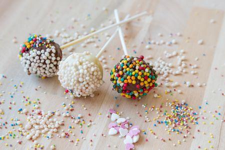 10 ideas originales para tus popcakes de boda