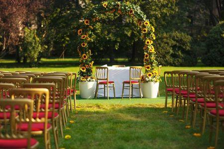 Tips para elegir la decoraci�n floral de su boda