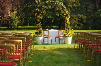 Tips para elegir la decoración floral de su boda