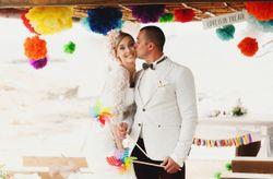 C�mo elegir los colores de tu boda