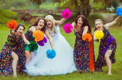 La mejor combinación de colores para tu boda
