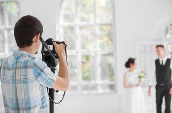 Consejos para elegir tu fotógrafo de bodas