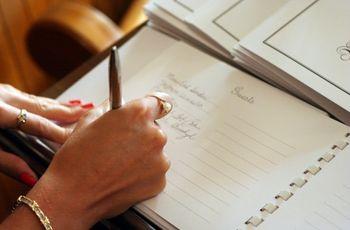 Consejos para preparar la lista de invitados de tu boda