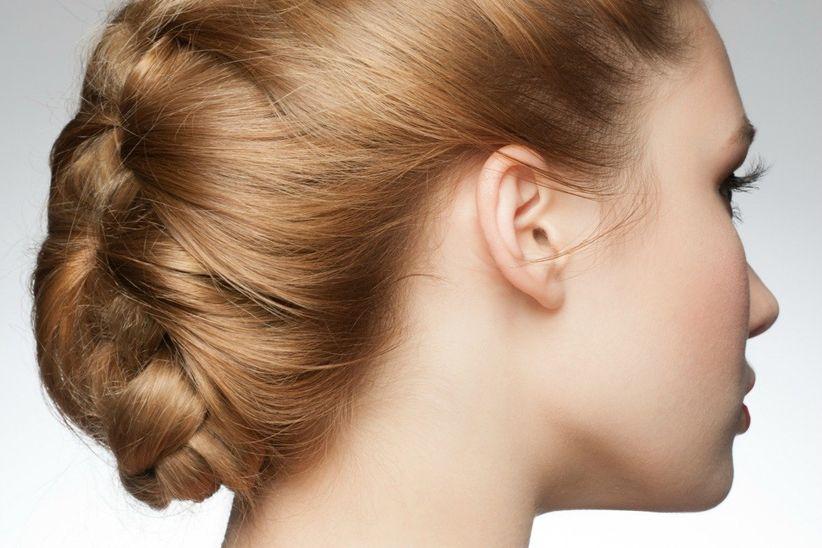 6 Peinados De Noche Recogidos Modernos O Clasicos Bodas Com Mx