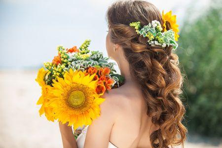 C�mo elegir el ramo de novia