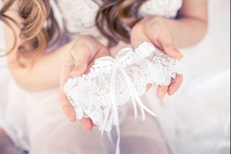 La tradición de la liga de novia