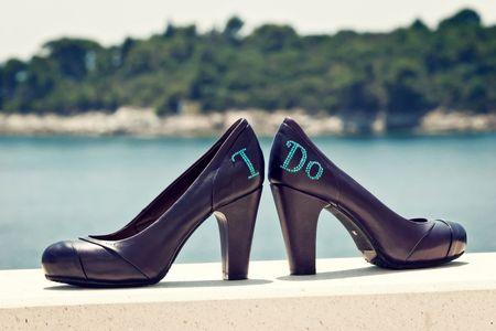 Dónde comprar tus zapatos de novia