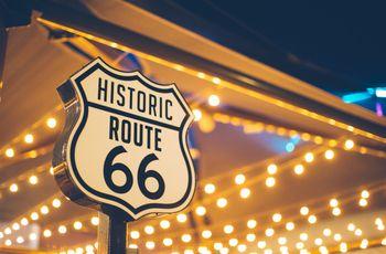 Las 9 preguntas clave para una luna de miel en la Ruta 66