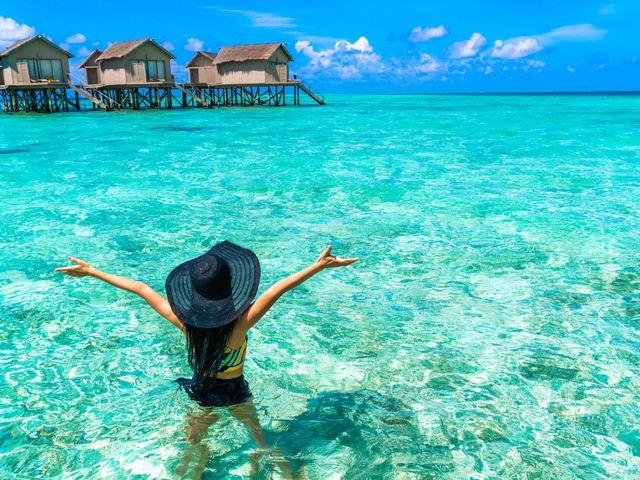 8 motivos que te harán desear una luna de miel en Maldivas