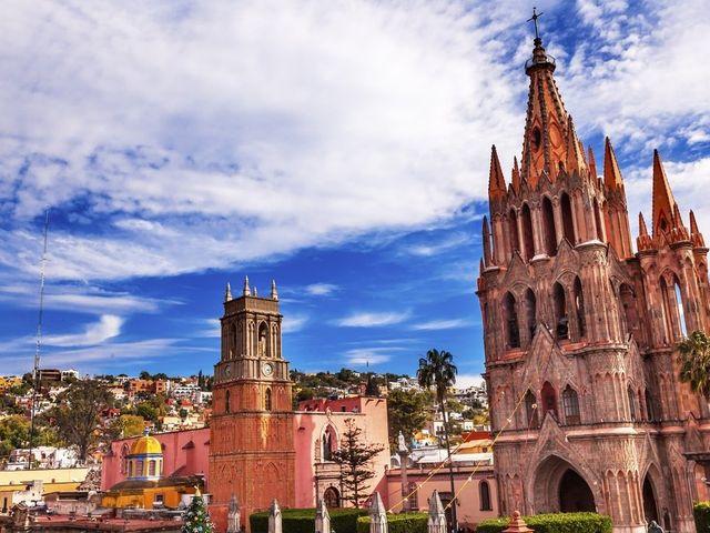 Destination wedding de ensueño en San Miguel de Allende