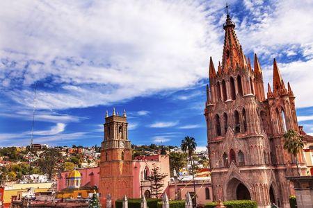 'Destination wedding' de ensueño en San Miguel de Allende