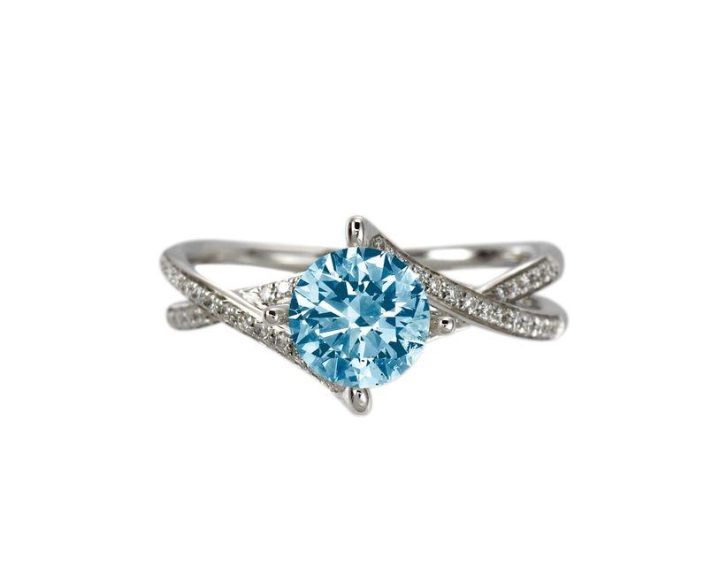 ed382df8e117 Son piedras semipreciosas que simbolizan la fidelidad  su nombre proviene  del color azul verdoso que refleja el mar y para los marineros son  talismanes.