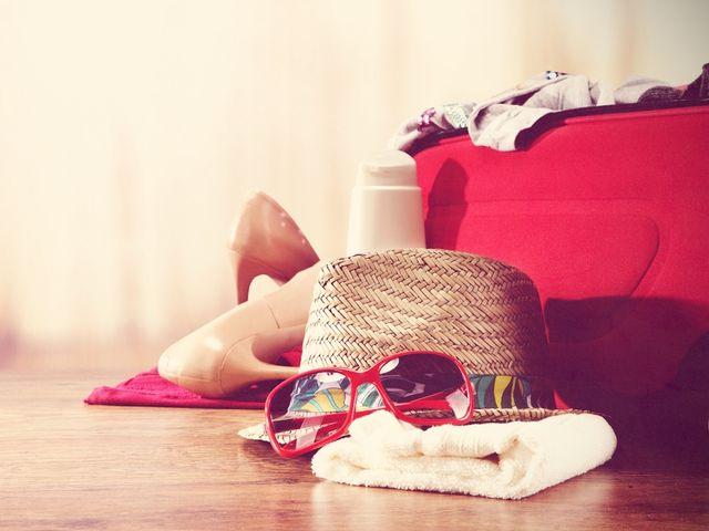 La maleta perfecta para la luna de miel dependiendo el destino