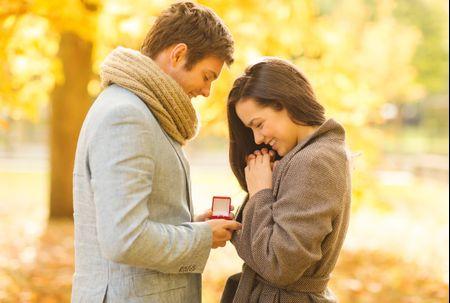 El significado de las piedras preciosas en el anillo de compromiso