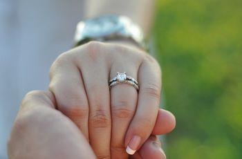 ¿Qué hacer si no te gusta tu anillo de compromiso?