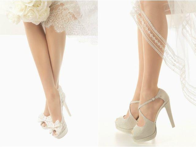 7 tendencias en zapatos de novia 2016
