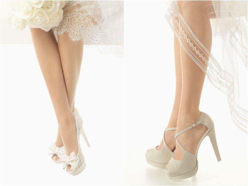fe47f40b 7 tendencias en zapatos de novia 2016 - bodas.com.mx
