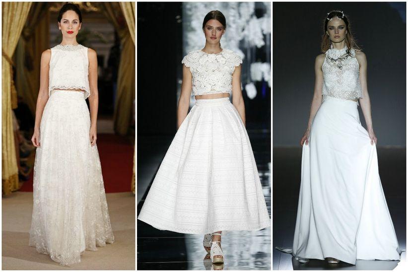 ¿Te atreverías con un vestido de 2 piezas? 1