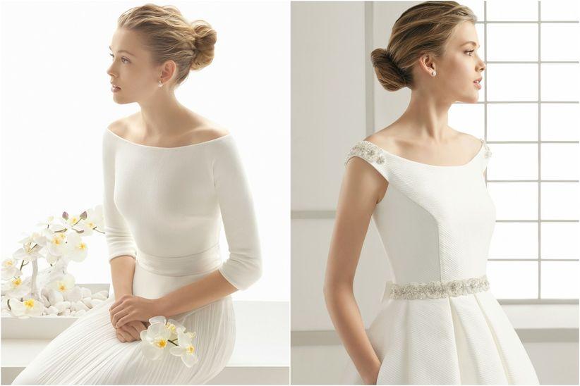 a7457ee8f Tipos de escote para el vestido de novia - bodas.com.mx