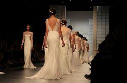 Rosa Clara 2017: sigue en directo el desfile en la Barcelona Bridal Fashion Week