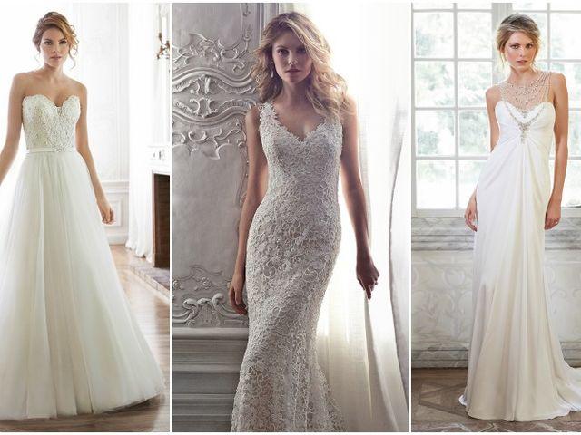 Vestidos de novia Maggie Sottero 2015