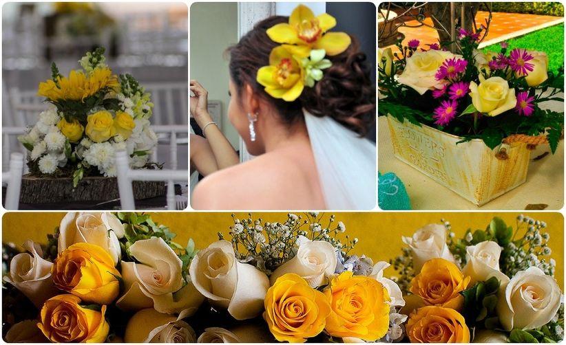 Colores para bodas en tendencia 2016 - Leal decoracion ...