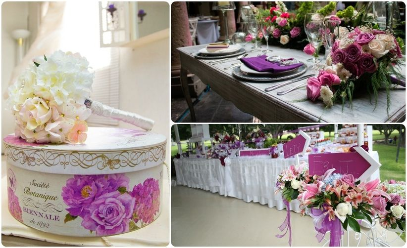 Colores para bodas en tendencia 2016 for Tendencia en decoracion 2016