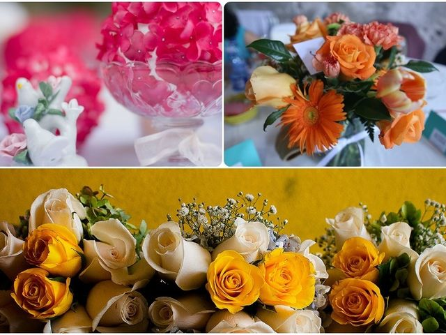Colores para bodas en tendencia 2016
