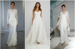 New York Internacional Bridal Week: tendencias para novia