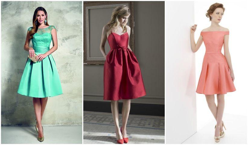 ff1a629dc93c0 Vestidos elegantes para tus damas de honor - bodas.com.mx