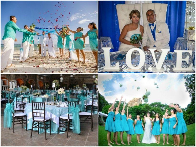 los colores y su significado en la boda - bodas.mx