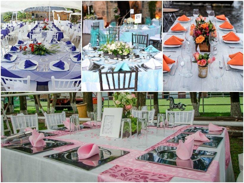 Decoraci n de bodas campestres for Decoracion boda campestre