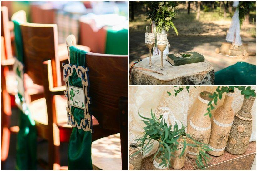 La mejor combinación de colores para tu boda - bodas.com.mx