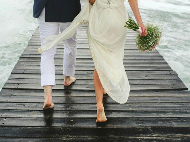 Boda elopement: los secretos de casarse en secreto