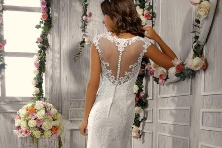 Novia clásica, novia moderna: los vestidos Essence 2018