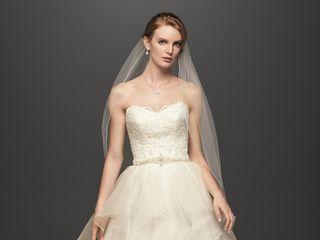 El secreto de David's Bridal: un vestido para cada cuerpo y estilo
