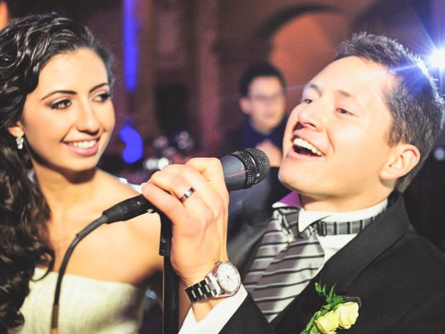 ¿Quieres cantarle a tu pareja en la boda? ¡Sorpréndele!