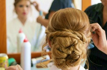 Peinados sencillos para boda: paso a paso ¡y adiós al spray!