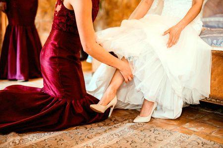 10 tendencias en zapatos de novia 2017