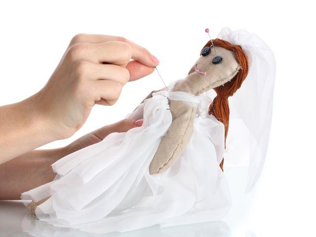 La novia que nunca querrías ser... Los 7 errores más típicos