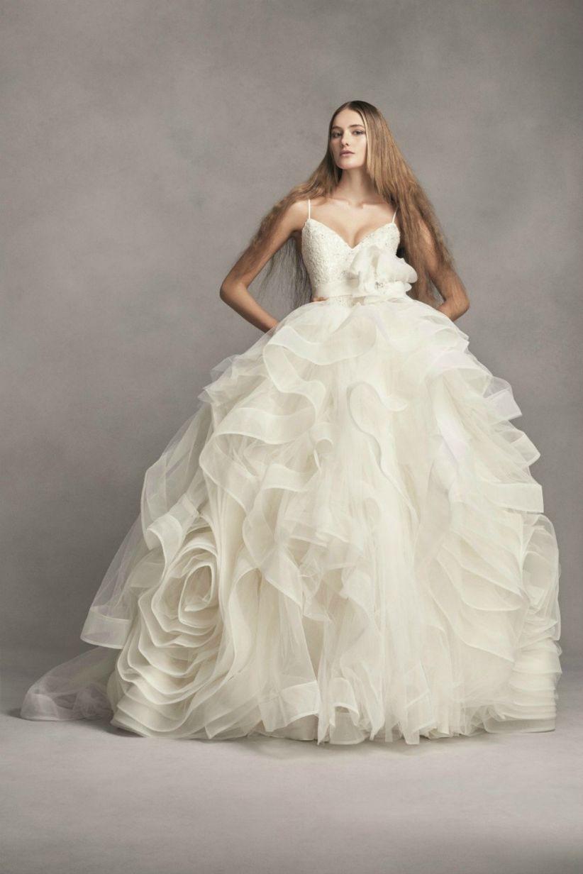 Cuanto Cuesta Un Vestido De Novia Corte Princesa Vestidos