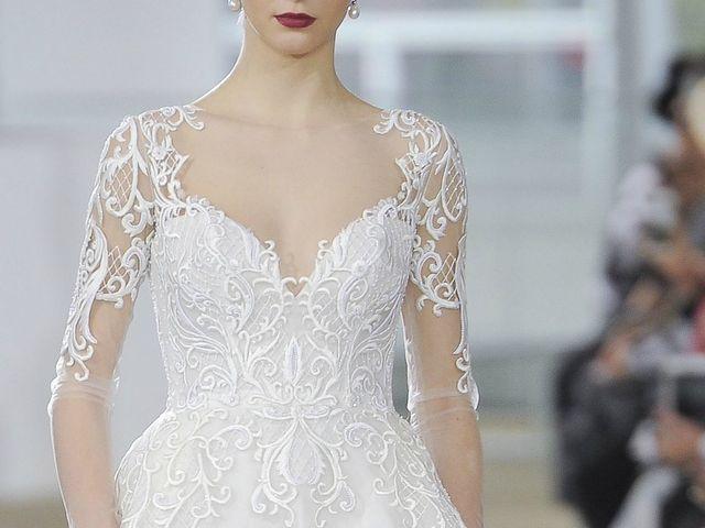Vestidos de novia Ines Di Santo 2018, para mujeres contemporáneas