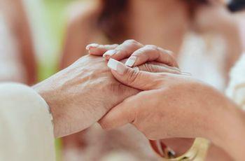 Tendencias para el manicure de la novia