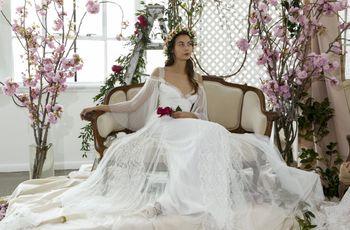 """9 tendencias en vestidos de novia para 2018: ¿a cuál le das el """"sí""""?"""