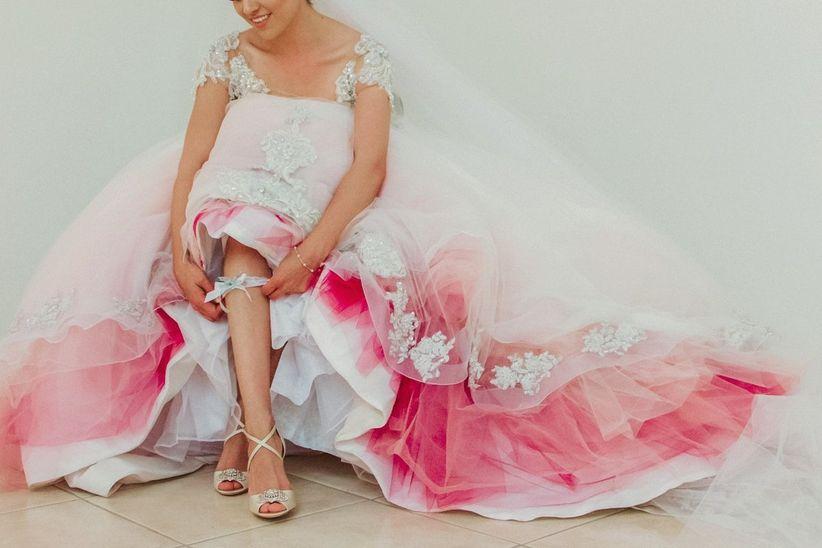 Bodas en color rosa: románticas ¡y solidarias! - bodas.com.mx